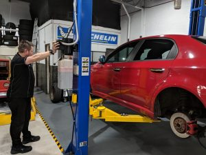 wheel alignment south melbourne